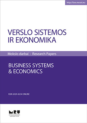Business systems & economics cover