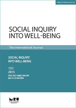 Social Inquiry into Well-Being