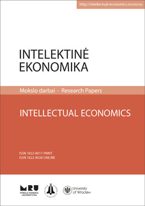 Intellectual Economics cover