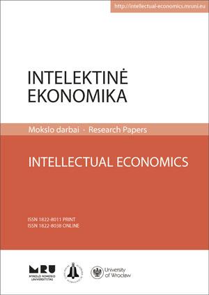 Intellectual Economics cover