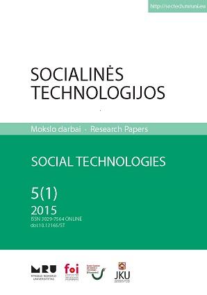 Social Technologies cover