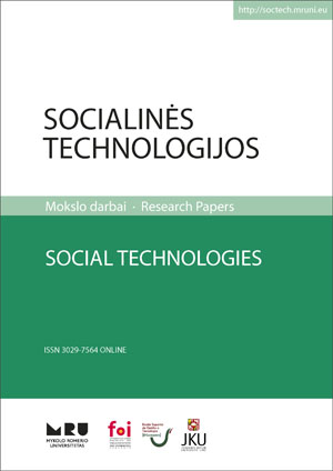 Social Technologies cover