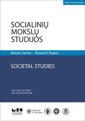 Societal studies cover