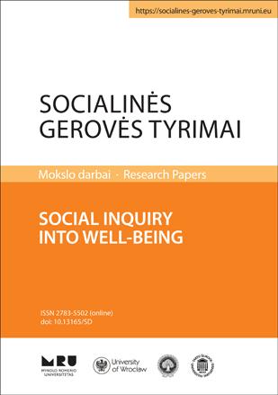 Social Work cover